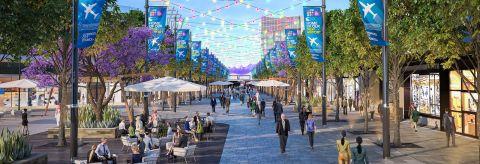 Liverpool City Centre Public Domain Master Plan