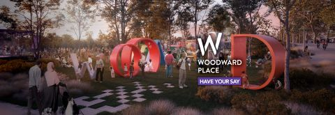 Have Your Say - Woodward Place Masterplan