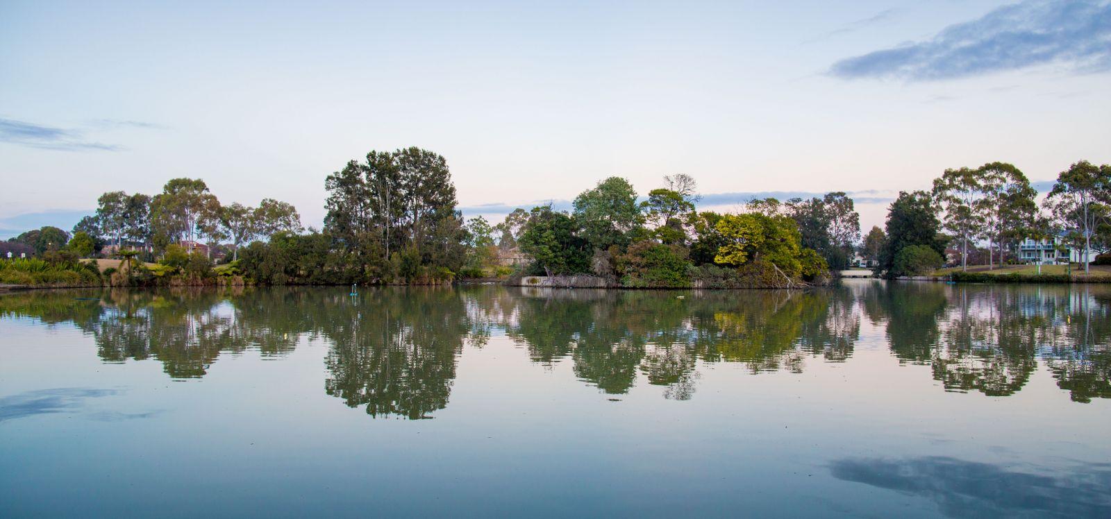 Lakeside Park, Wattle Grove banner image